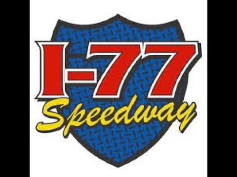 Open practice at I-77 Speedway