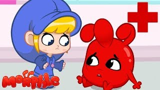 Ambulance AGAIN! - My Magic Pet Morphle | Kids Videos | Cartoons For Kids | Moonbug TV After School