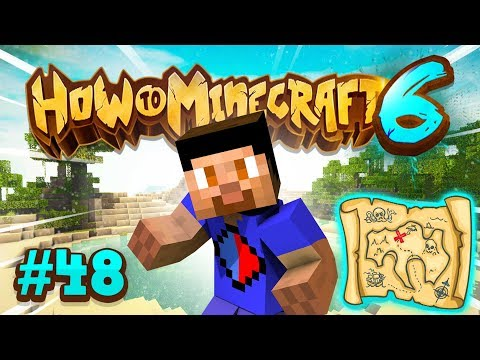EXPLORING NEW LAND! - How To Minecraft #48 (Season 6)