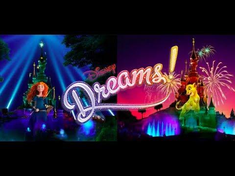 Disneyland Paris : Disney Dreams! Soundtrack with new scenes - HQ