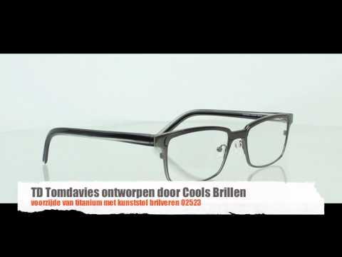 TD Tom Davies 2523 design by Cools Brillen