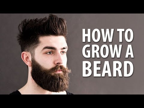 How To Grow a Beard Faster Naturally | Grooming Tips for Men | Alex Costa