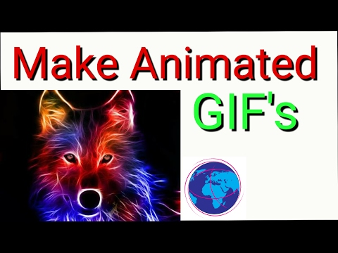 How To Make Animated GIF's On Android