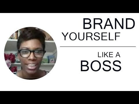 Brand Yourself Like A Boss! FREE TRAINING