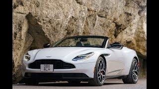 THE MOST ACCOMPLISHED: UNVEIL 2019 Aston Martin DB11 Volante | MT CARS