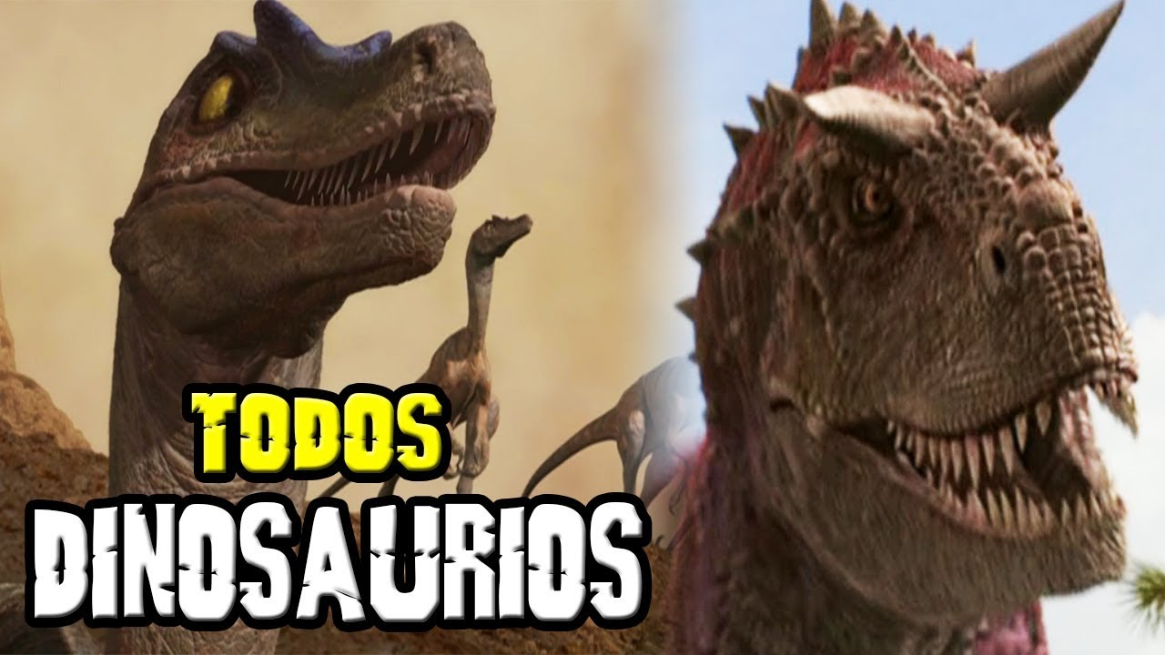 Todos Los Dinosaurios De Disney Dinosaurio Youtube Ellos cuidan del huevo y del pequeño cuando nace, al que llaman aladar. todos los dinosaurios de disney dinosaurio