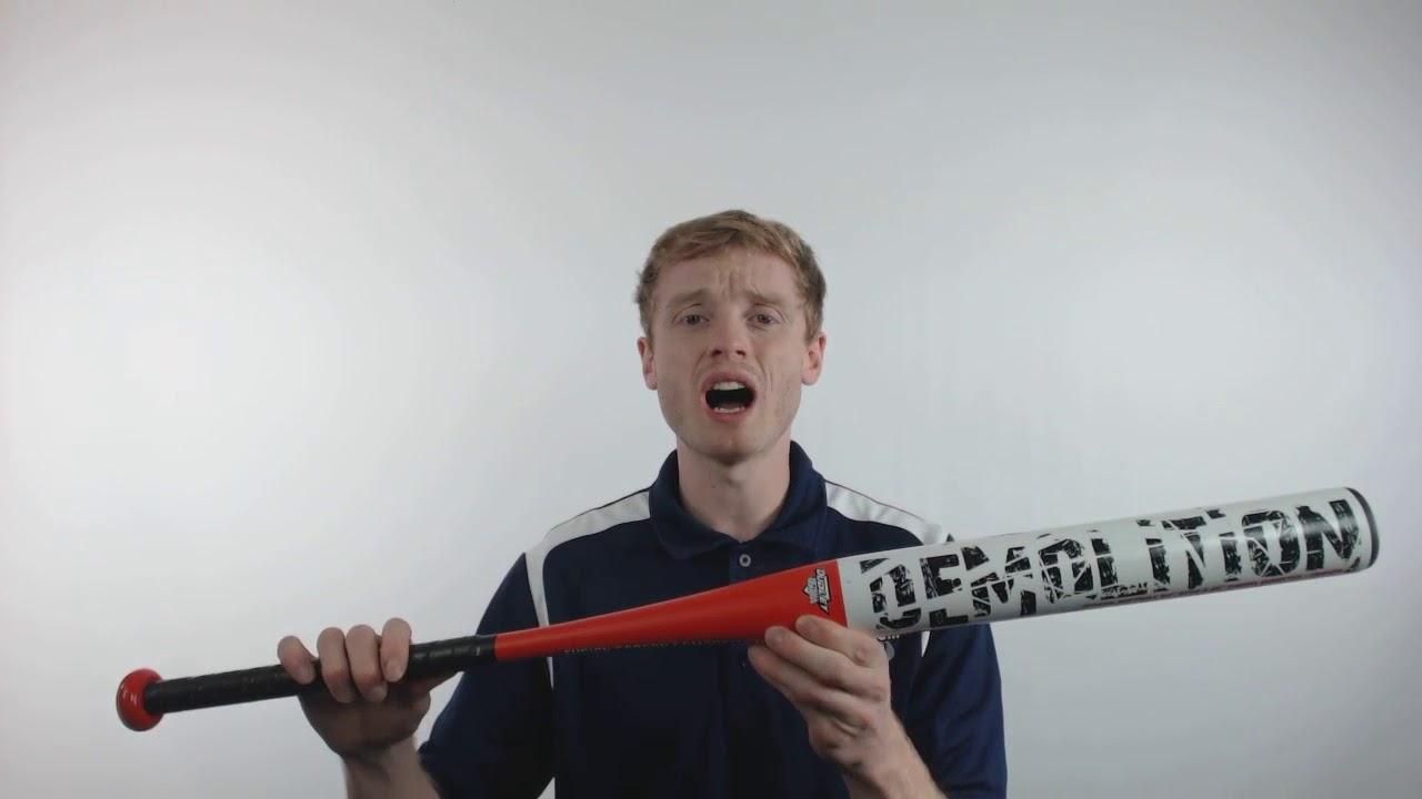 Dudley Demolition Balanced ASA Slow Pitch Softball Bat: DDASPB