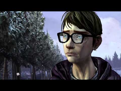 Arvo : I wish we could have met differently, Clementine.(Ending of Walking Dead Season 2)