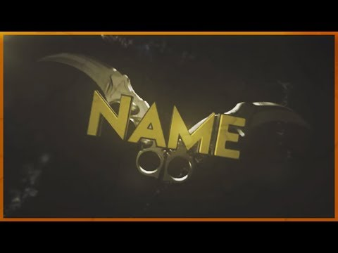 CS:GO Intro Template #945 Panzoid + Free Download