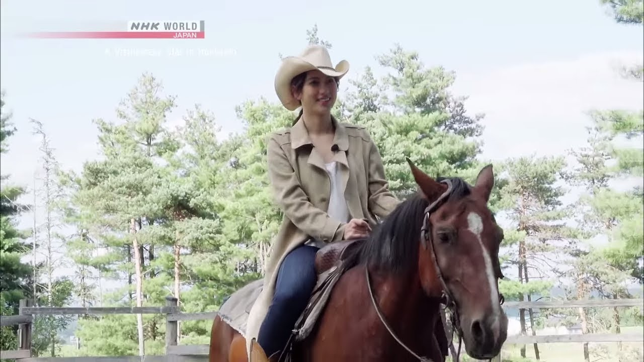 Photo of Phuong Anh Dao on Horseback [Phương Anh Đào] – A*B*C Tours – video