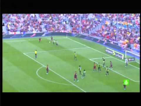 10-11 Barcelona - Hércules 0-2   Jorn.2 1ª Div.
