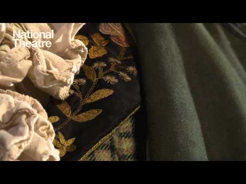 She Stoops to Conquer - creating 18th century costumes
