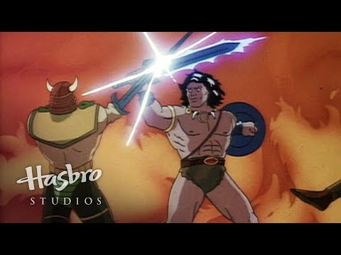 Random Movie Pick - Conan the Adventurer - Theme Song YouTube Trailer