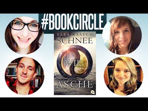 HANGOUT | Bookcircle Mai 2016 - Schnee wie Asche von Sara Raasch | MsBuchnerd