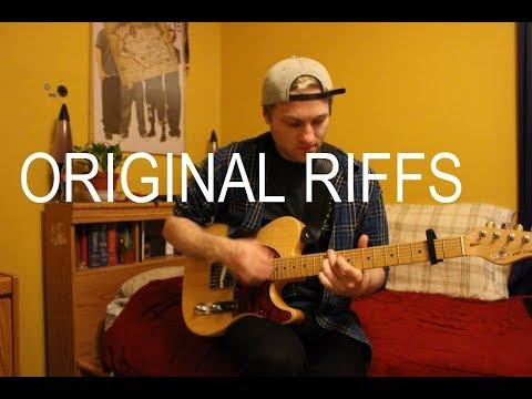 original riffs - daeac#e - new song idea #11 (emo autumn)