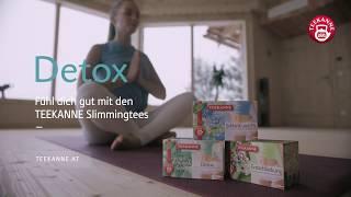 Teekanne: 7-Tage-Detoxplan mit Bloggerin Julia Fodor