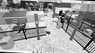 Roblox Roller Coaster Tycoon part 1