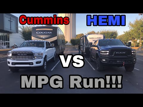 2019 Cummins VS Hemi - Is A Diesel Worth The Premium?