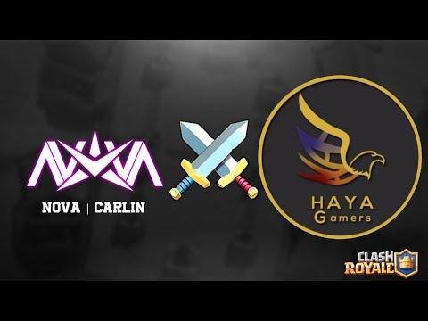 Nova I Carlin vs Haya Gamers feat Loris