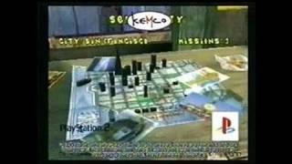 Top Gear DareDevil PlayStation 2 Gameplay_2000_05_30