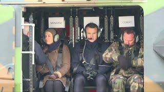 На грани гражданской войны предупреждение французских военных президенту Макрону.