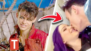 The Backstory Behind Harry Hook From Descendants 3