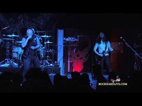 """Demon Hunter ~ """"Complete set  """" ~ 7/27/12 on ROCK HARD LIVE"""