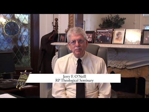 RPCNA Reformed Presbyterian Theological Seminary