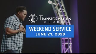 Transformation Church | The Good Life | Happy are the Hungry and Thirsty | 9:30 Service
