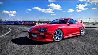 Toyota Supra A80 - Старая НО Актуальная!  Тест-Драйв / Toyota Supra A80 - Test Drive