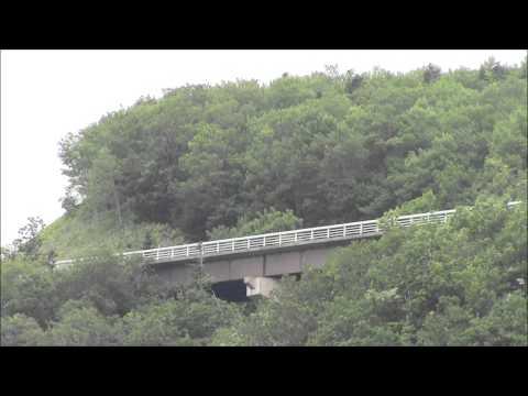 北海道知床の幌別橋 Horobetsu Bridge at Shiretoko, Hokkaido, Japan 13/Jul/2014
