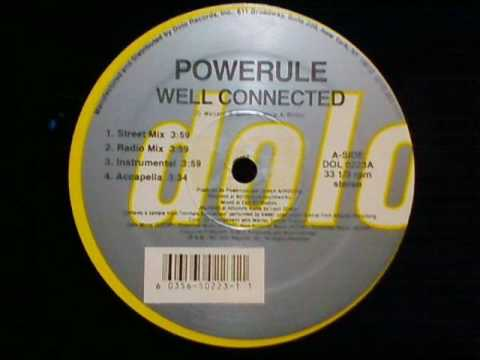 Powerule - Dawn To Dusk / Rock Ya Knot Quick