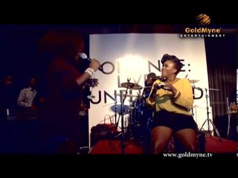 One Nite Live and Unplugged with WAJE (Nigerian Entertainment)