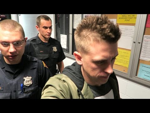 Thumbnail: THEY ARRESTED ME!!