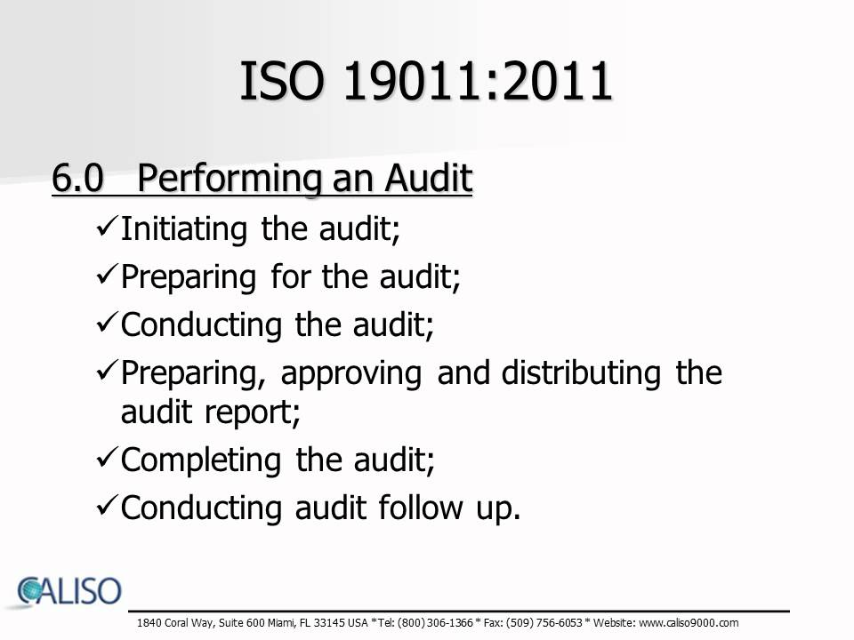 Who can use ISO 19011 2018