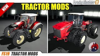 "[""BEAST"", ""Simulators"", ""Review"", ""FarmingSimulator19"", ""FS19"", ""FS19ModReview"", ""FS19ModsReview"", ""fs19 mods"", ""fs19 tractors"", ""VERSATILE 500"", ""FENDT VARIO 900 S5""]"