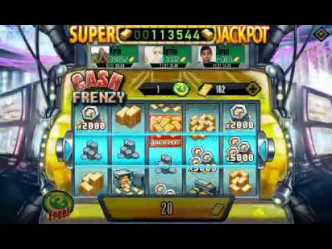 Mutant Genetic Gladiator 200 credit Jackpot