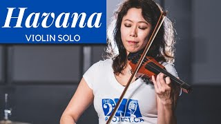 """DNA In the Mix"" DJ & Violinist - Havana Camila Cabello (Cover)"