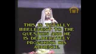 Ahmad Deedat vs Anis Shorrosh Debate (Quran or the Bible: Which Is God's Word?) Q&A Session