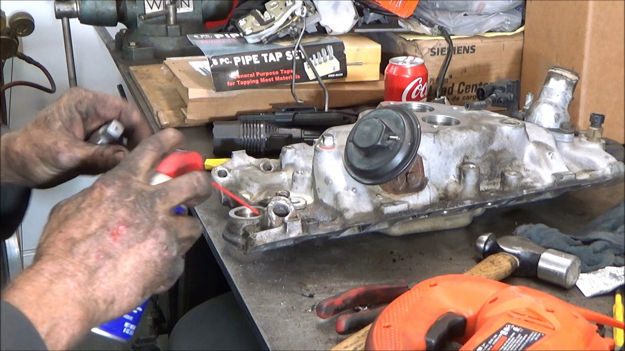 How To Remove Broken Gm Heater Hose Quick Coupler Fitting
