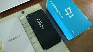 Unboxing - Samsung J7 Pro