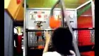 バスケットボール BASKETBALL  バスケットライ フリースロー連続成功 thumbnail