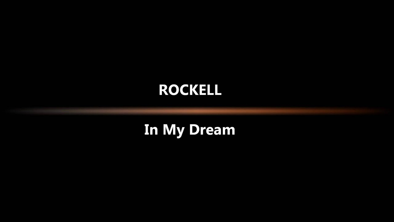 'In A Dream (Freestyle Mix)' by Rockell