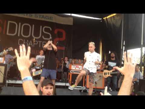 Issues - Hooligans (Vans Warped Tour Orlando 2013)