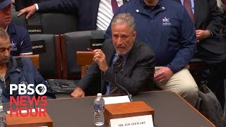 Download WATCH: Jon Stewart says Congress 'should be ashamed' over inaction on helping 9/11 first responders Mp3 and Videos