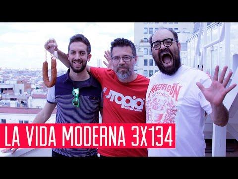 La Vida Moderna 3x134...es salir de copas con tus amigos por ganar la Champions en el FIFA