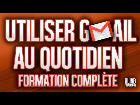 Utiliser Gmail au quotidien - La formation complète - Oliab Formations