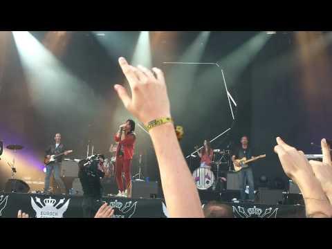 Julian Casablancas -  11th Dimension  - Live At Eurockéennes 2010 -  HD 1080p