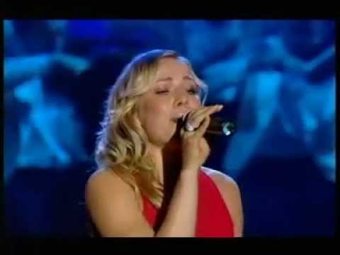 Natasha & Daniel Bedingfield  Aint Nobody Brit Awards