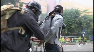Phụ huynh người biểu tình Hong Kong kêu gọi chính quyền khoan hồng
